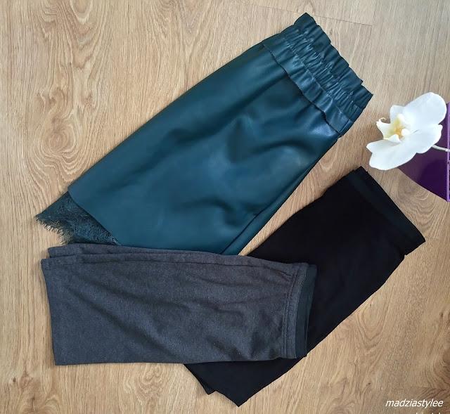 HAUL / małe zakupy Sinsay Reserved / MADZIASTYLEE