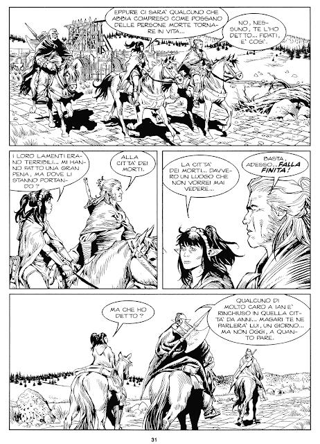 Dragonero #5: Il raduno degli scout (pagina 31)