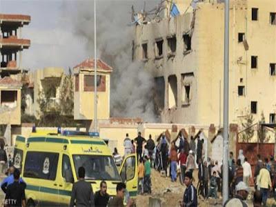 النائب العام: حادث مسجد  الروضة ادي الي استشهاد 305 أشخاص بينهم 27 طفلا وإصابة 128 فرد
