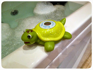 Review: Turtlemeter Bath Toy Thermometer