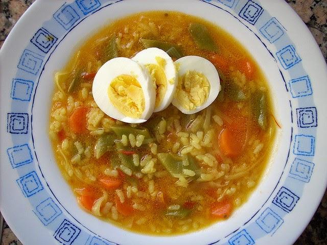Las 3 cosas que debes hacer para cocinar una sopa sana recetas para bajar de peso comidas para - Cosas para cocinar ...