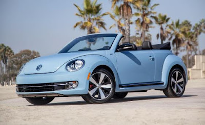 the Beetle is very much a good convertible