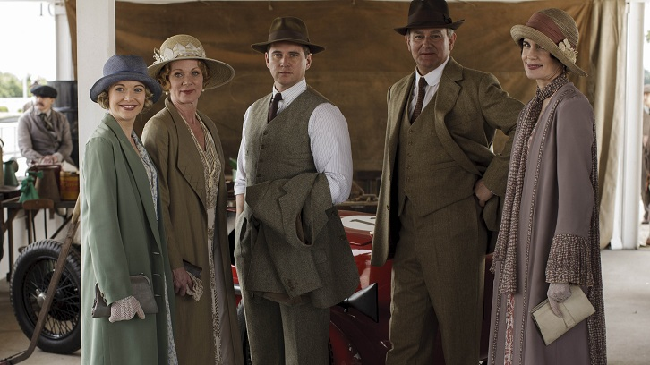 Downton Abbey - Episode 6.07 - Promo and Promotional Photos