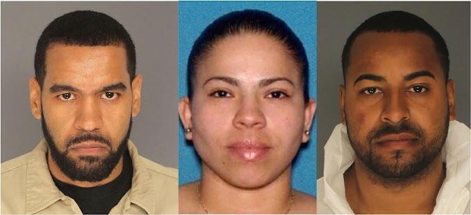 Hermanos boricuas acusados de asesinar y tirar cadáver de mujer en patio de una casa en Nueva Jersey