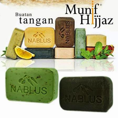 produk kecantikan sabun better