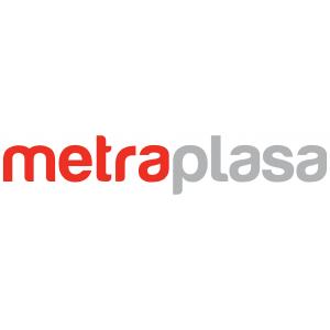 Logo PT Metra Plasa