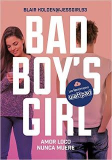 Amor Loco Nunca Muere. Bad Boy'S Girl 3 (Ellas Montena)  PDF