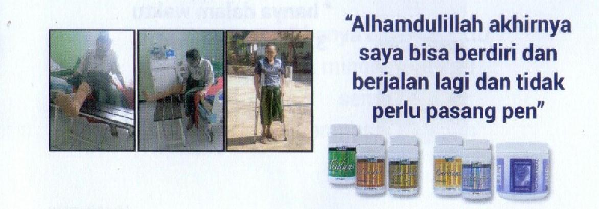 Bisnis Fkc Syariah - Testimoni Sakit Persendian