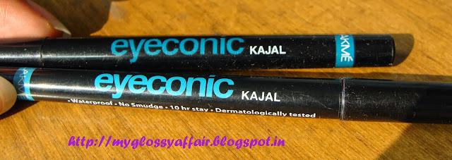 Duplicate Lakme Eyeconic sent by Tradus.com