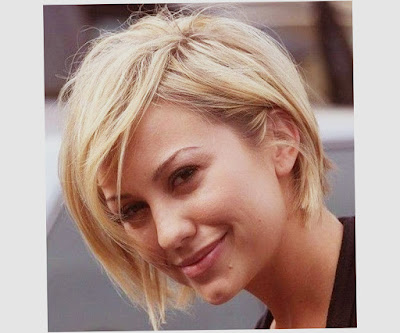Women'S Hairstyles For Round Faces Thin Hair Fantastic Photo