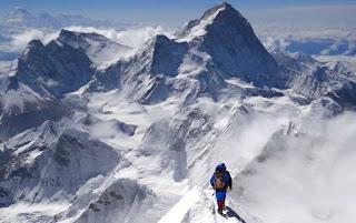 Jalur Pendakian Gunung Everest