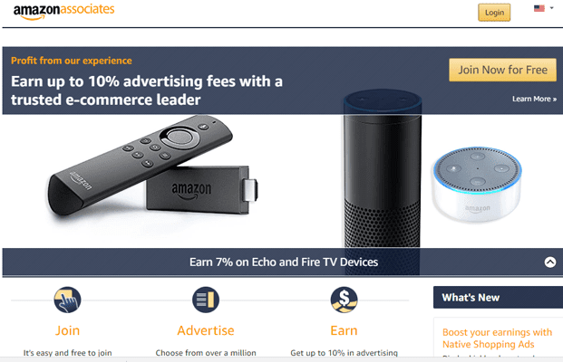 Amazon Pay Per Sale (PPS) Affiliated Marketing