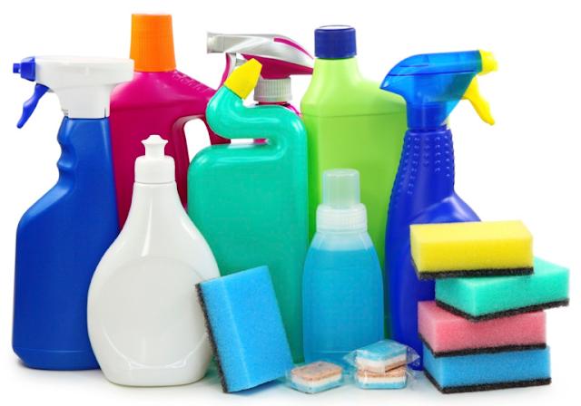 نظفي منزلك بثماني مواد طبيعية