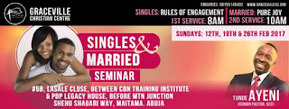 IN OR AROUND ABUJA PLAN TO ATTEND
