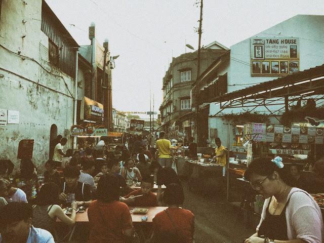 ジョンカーストリート・ナイトマーケット