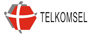 Membuat Logo Telkomsel Simple Corel Draw