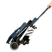 pliko 629al coast stroller