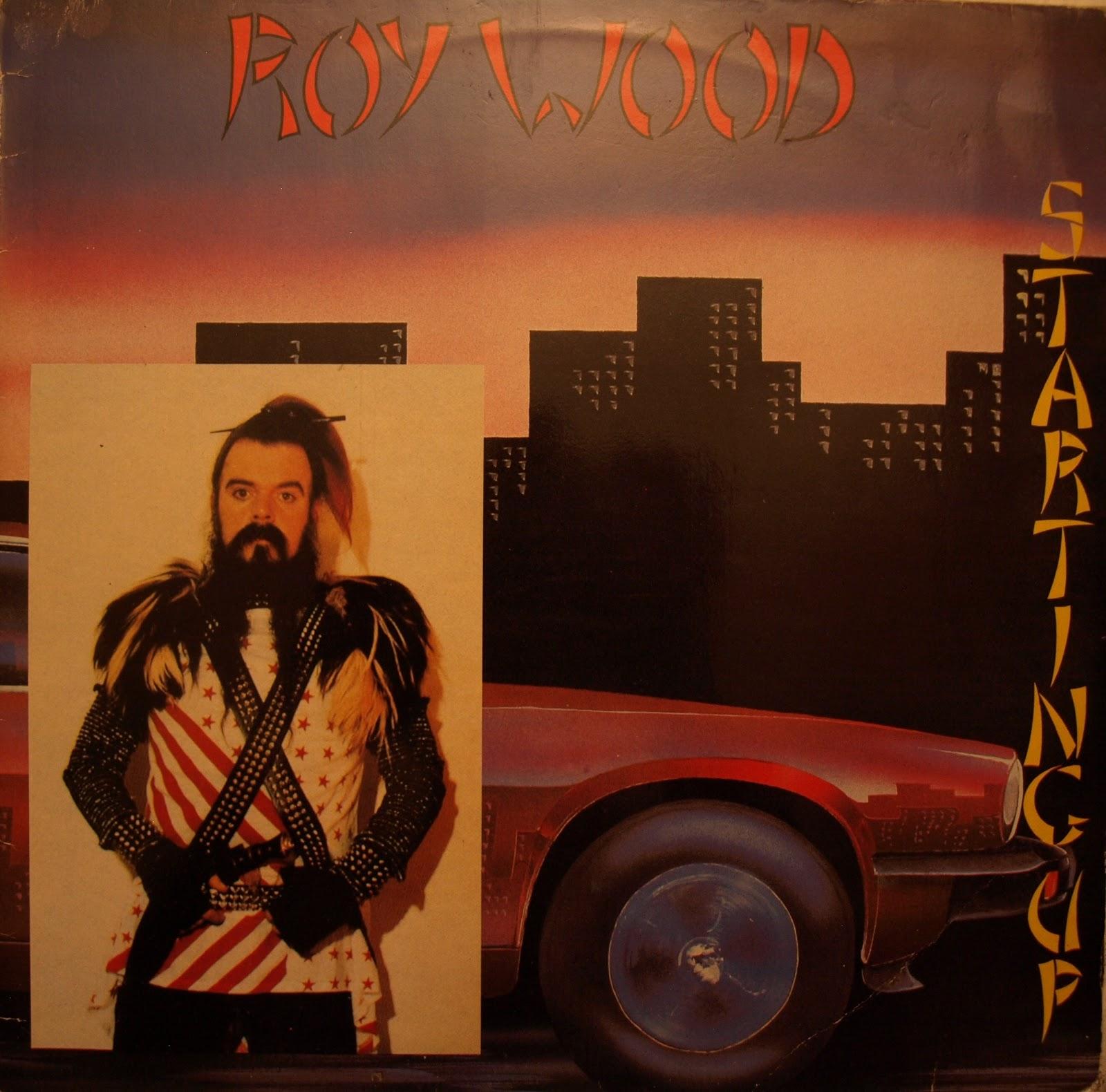 ELO Related Vinyl  Roy Wood - Starting Up - Lp - España f3e9f7c2b18