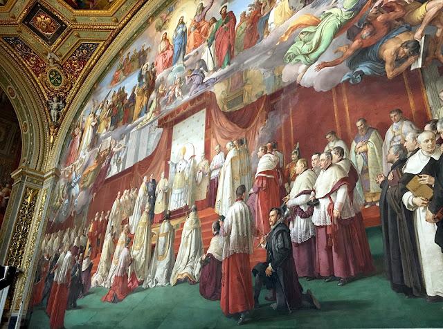 Musei-Vaticani-Sala-dell'Immacolata