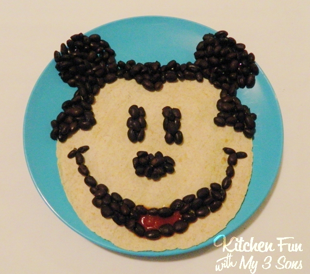 My Disney Kitchen: Mickey Mouse Quesadilla & Disney!