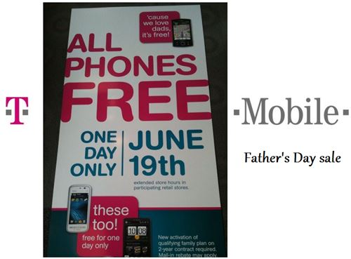 Top T-Mobile Father's Day Sale