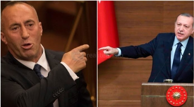 Haradinaj threatens Erdogan with Skanderbeg's story: don't force us to repeat the story?