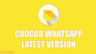 [UPDATE] Download Coo Coo WhatsApp v3.9.0 Latest Version Android
