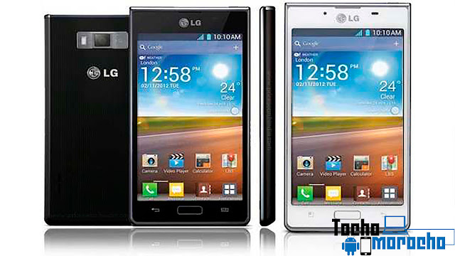 hard reset LG Optimus P700 y P708