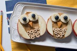 OWL RICE CAKE SNACKS – LUNCHBOX FUN