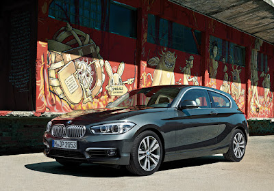 NEW BMW 1 SERIES 3
