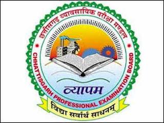 CG Vyapam 14580 Teacher And Lecturer Recruitment 2019