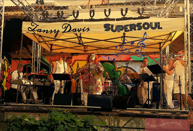 Visit Tansy Davis Supersoul Music