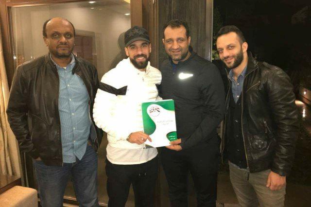 """خطوة جديدة من الأهلي لـ """"تأديب"""" عبد الله السعيد"""