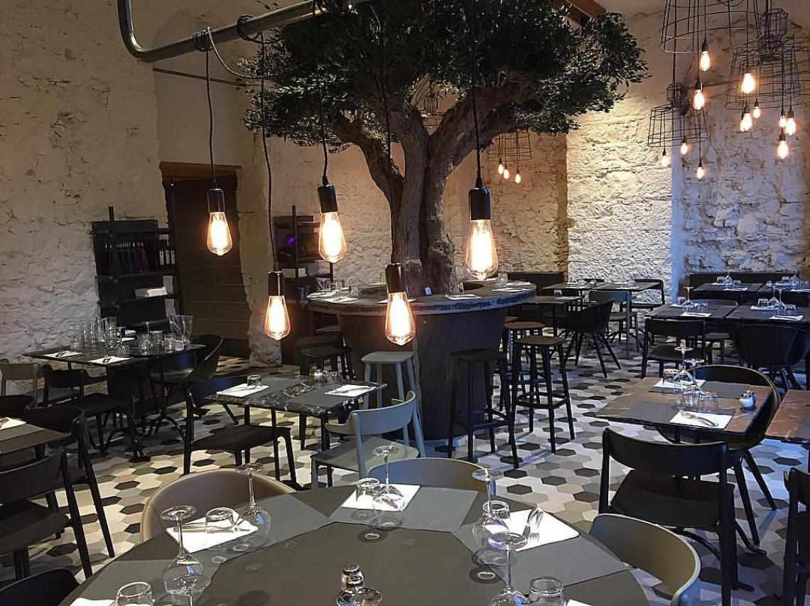 Bon Restaurant Place Garibaldi Nice