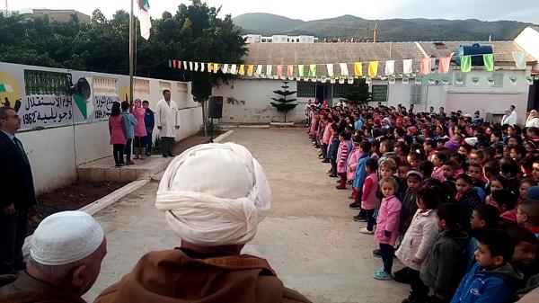 احتفال مميز بيوم الشهيد ببلدية سيدي عبد الرحمان