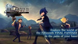 FINAL FANTASY XV POCKET EDITION Full Version APK MOD Unlocked
