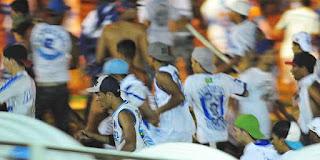 torcedores cruzeirenses detidos