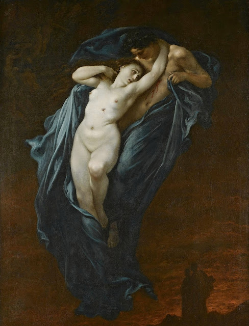 Gustave Doré: Paolo e Francesca