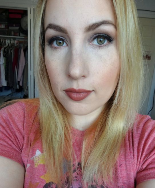 Face of the Day: Smoky Jade