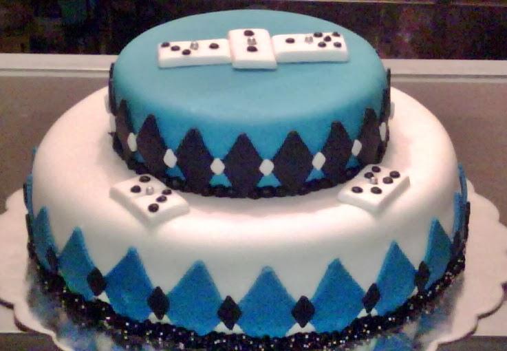 Tortas Y Decoraciones Torta Domin 243