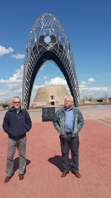Aljir Müzesi, Kazakistan
