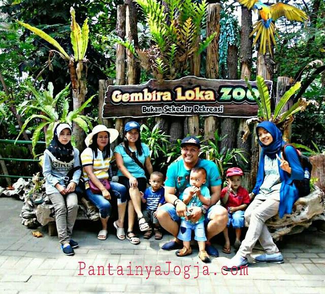 gembira loka kebun keras Jogjakarta