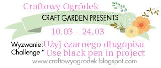 http://craftowyogrodek.blogspot.ie/2016/03/wyzwanie-uzyj-czarnego-dugopisu.html