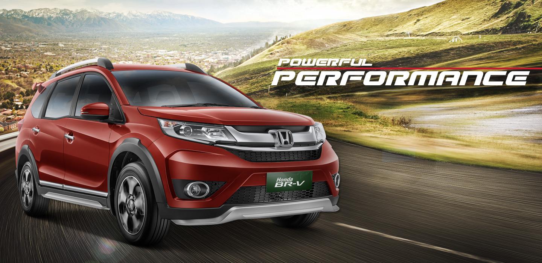 Info Harga dan Promo Honda BR-V