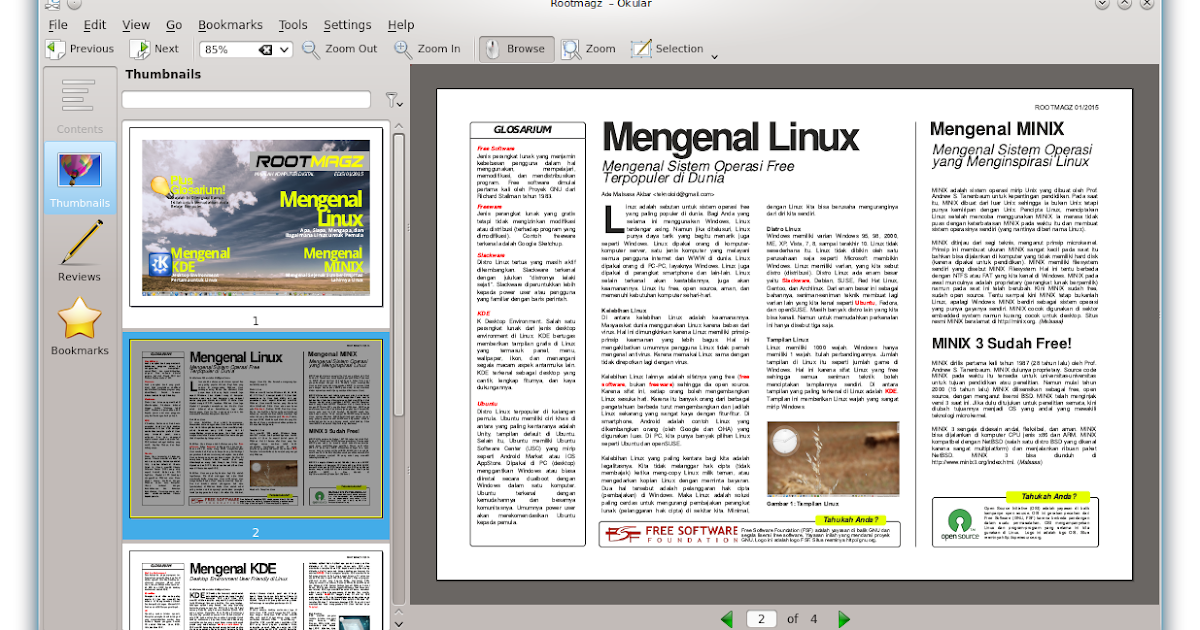 Ubuntu Buzz !: How To Create Magazine Layout in Scribus
