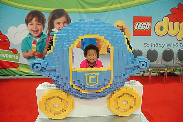 LEGO Creativity Tour [photos] Cinderella