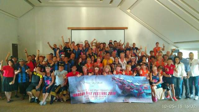 Badung Bali International Dragon Boat Fest 2018