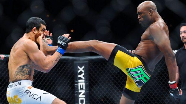 Patadas de TaeKwonDo en Peleas MMA