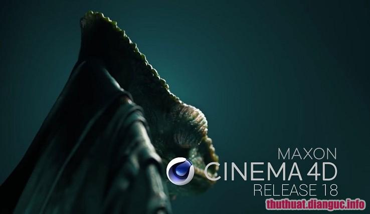 Download Maxon Cinema 4D R20.028 Full Cr@ck – Phần mềm đồ họa chuyển động 3D
