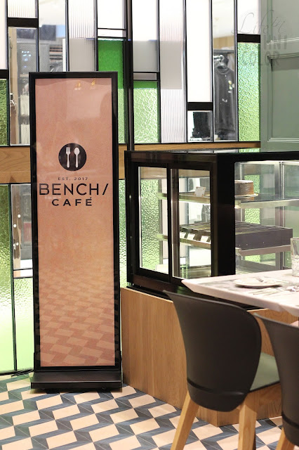 Bench Cafe BGC